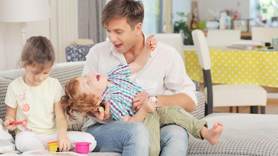 母親に代わり父親が毎週土日に育児子育てしたら疲れストレスがヤバい