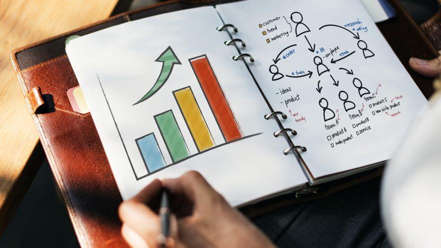 雑記ブログ100記事を達成すると起きる変化や収益を完全想像で書く