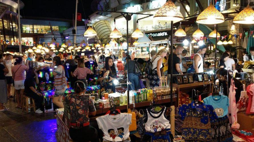 海外タイ人の働き方や店員の態度は怖いが愛想がありパワーに満ちてる